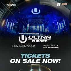 Ultra Europe logo