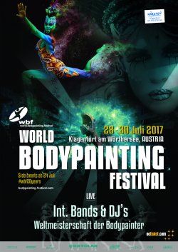 World Bodypainting Festival 2017 Logo