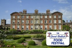 The Great British Food Festival at Weston Park Logo