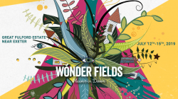 Wonder Fields 2019 logo