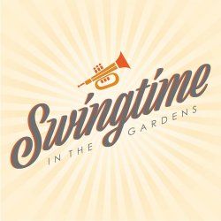 Swingtime in the Gardens logo