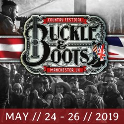 Buckle & Boots Country Music Festival Logo