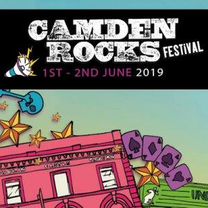 Camden Rocks Festival logo