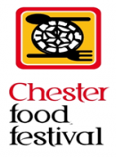 Chester food, drink and lifestyle festival logo