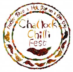 Challock Chilli And Craft Fest 2019 logo