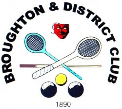 Broughton And District Club Beer and Pie Festival Logo