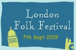 London Folk Festival logo