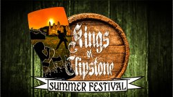 Kings of Clipstone Summer Festival 2018 logo