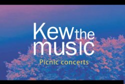 Kew The Music logo