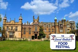 The Great British Food Festival at Knebworth House logo
