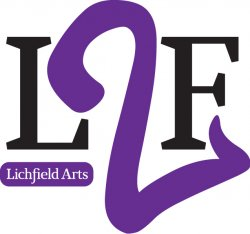 Lichfield Arts Presents L2F 2018 logo