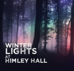 Winter Lights at Himley Hall logo