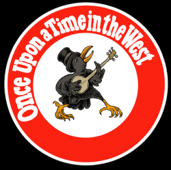 Once Upon a Time in the West Festival 2018 logo