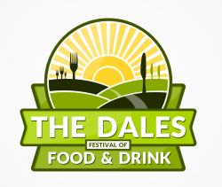 Dales Festival of Food And Drink  Logo