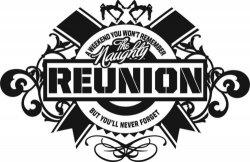 The Naughty Reunion  logo