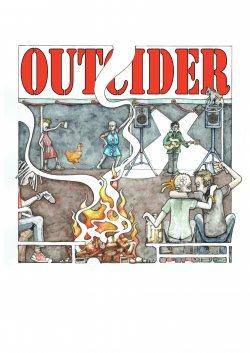 Outcider Festival 2016 festival details and ticket information