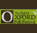 Oxford Folk Festival Logo