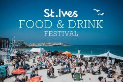 St Ives Food and Drink Festival 2017 logo