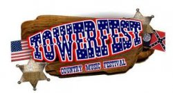 Towerfest Country Music Festival Logo