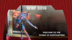 World Bodypainting Festival logo