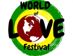 World of Love Festival logo
