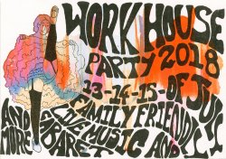 Workhouse Party Logo