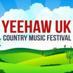 Yeehaw UK Country Music Festival logo