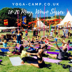 Yoga-Camp 2018 Logo