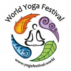 World Yoga Festival Logo